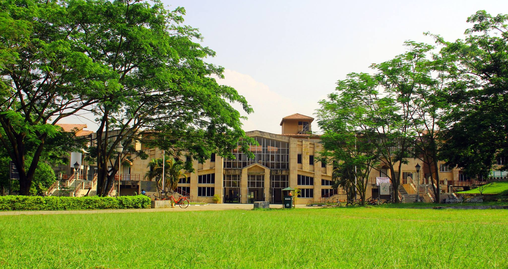 10: IIT Guwahati: The university was ranked tenth in the QS report. This was the sixth Indian Institute of Technology established in India. The history of IIT Guwahati traces its roots to the 1985 Assam Accord signed between the All Assam Students Union and the Government of India, which mentions the general improvement in education facilities in Assam and specifically the setting up of an IIT. (Image/Caption: Facebook, IIT Guwahati)