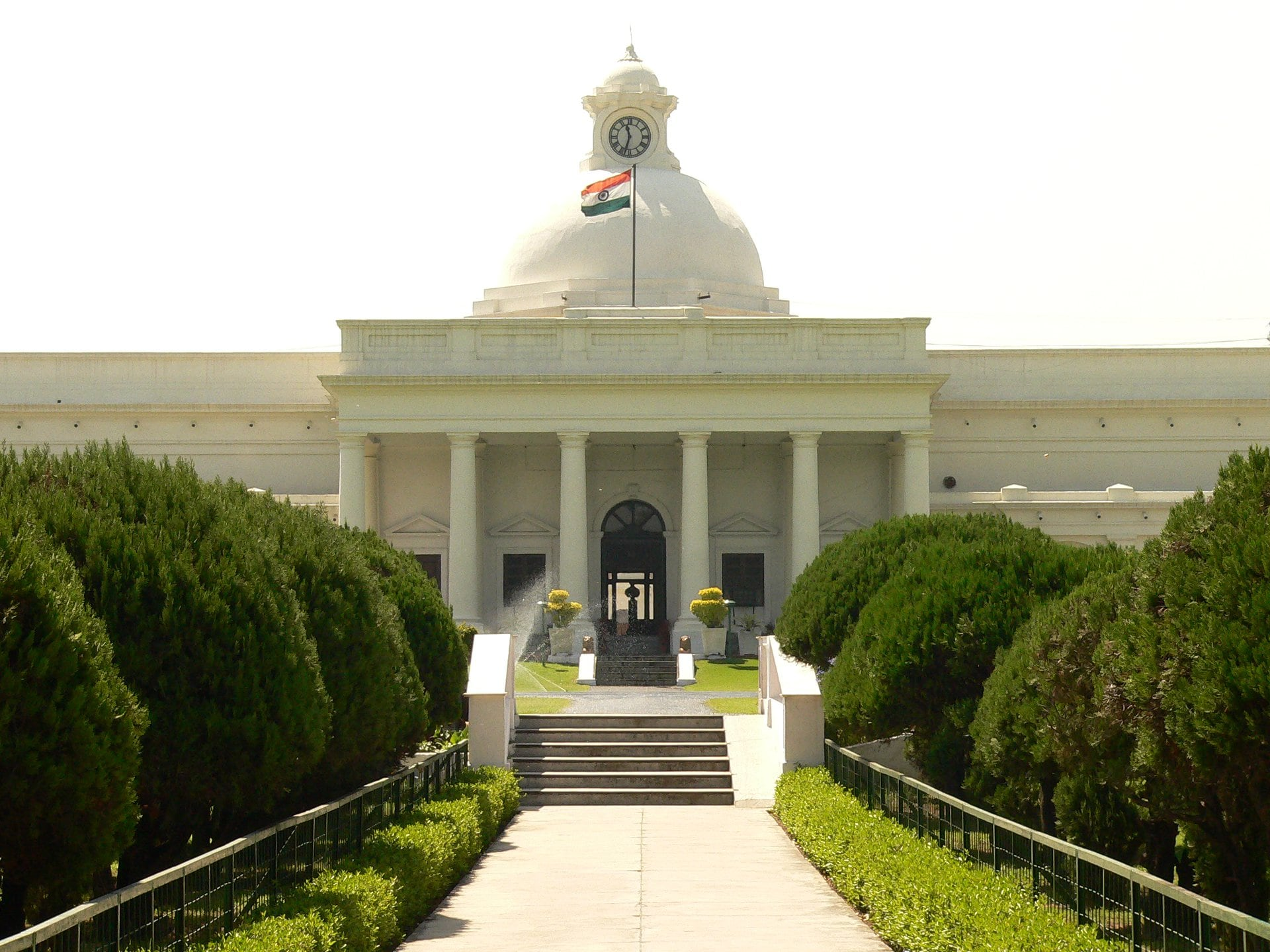 9: IIT Roorkee: The Indian Institute of Technology Roorkee (IIT-R) is ranked ninth in the report. The college was established in 1857 in British India by the then lieutenant governor, Sir James Thomason. It was formerly called Thomason College of Civil Engineering. It was converted to an IIT in 2001. (Image: Facebook/IIT Roorkee)
