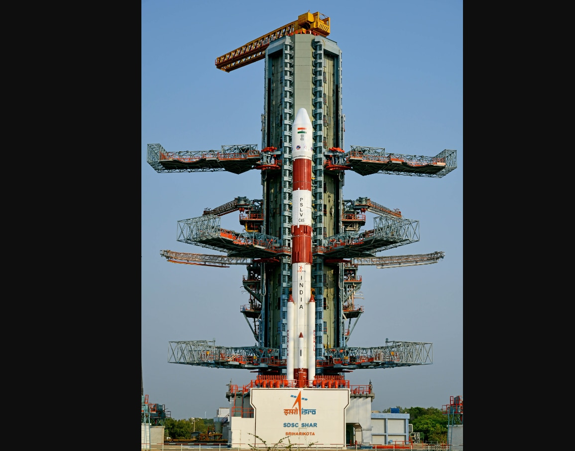 PSLV, also used in India's two key missions,