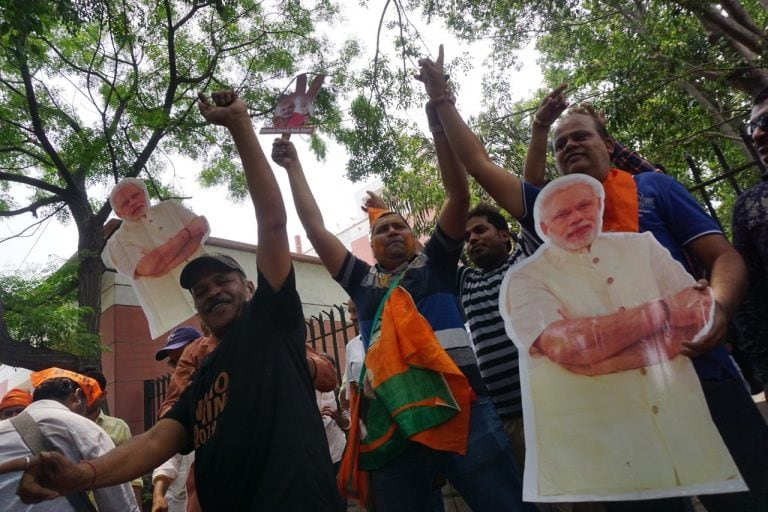 Lok Sabha Election results: BJP gains unassailable lead in 9 seats in Haryana, fight only for Rohtak seat now