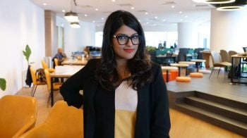Meet the 27-year-old set to be India's first woman to co-found a $1 billion start-up