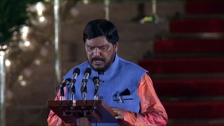 Maharashtra: Sharad Pawar, Supriya Sule should join Union Cabinet, says Ramdas Athawale