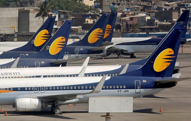 Jet Airways lenders look for minority stakeholders in a last-ditch attempt to save the carrier, says report