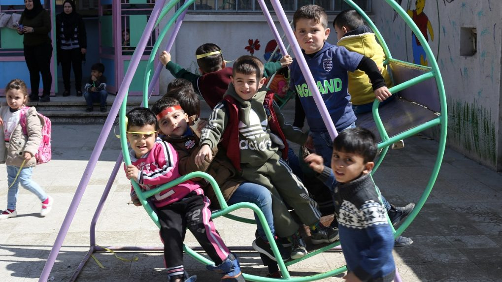 Syrian Kurds reshape region with books and schools