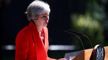 Theresa May: Three tumultuous Downing Street years