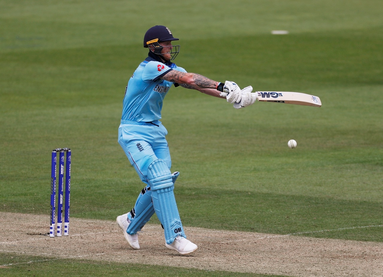 Cricket - ICC Cricket World Cup - England v South Africa - Kia Oval, London, Britain - May 30, 2019 England's Ben Stokes in action Action Images via Reuters/Paul Childs
