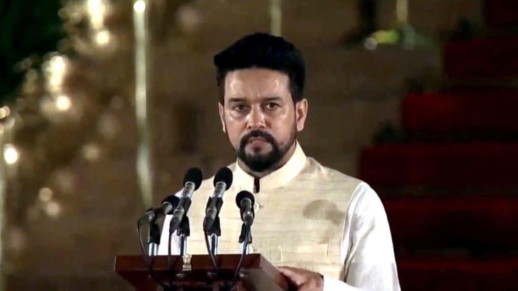 EC asks BJP to take Anurag Thakur, Parvesh Verma off star campaigner list after inflammatory speeches