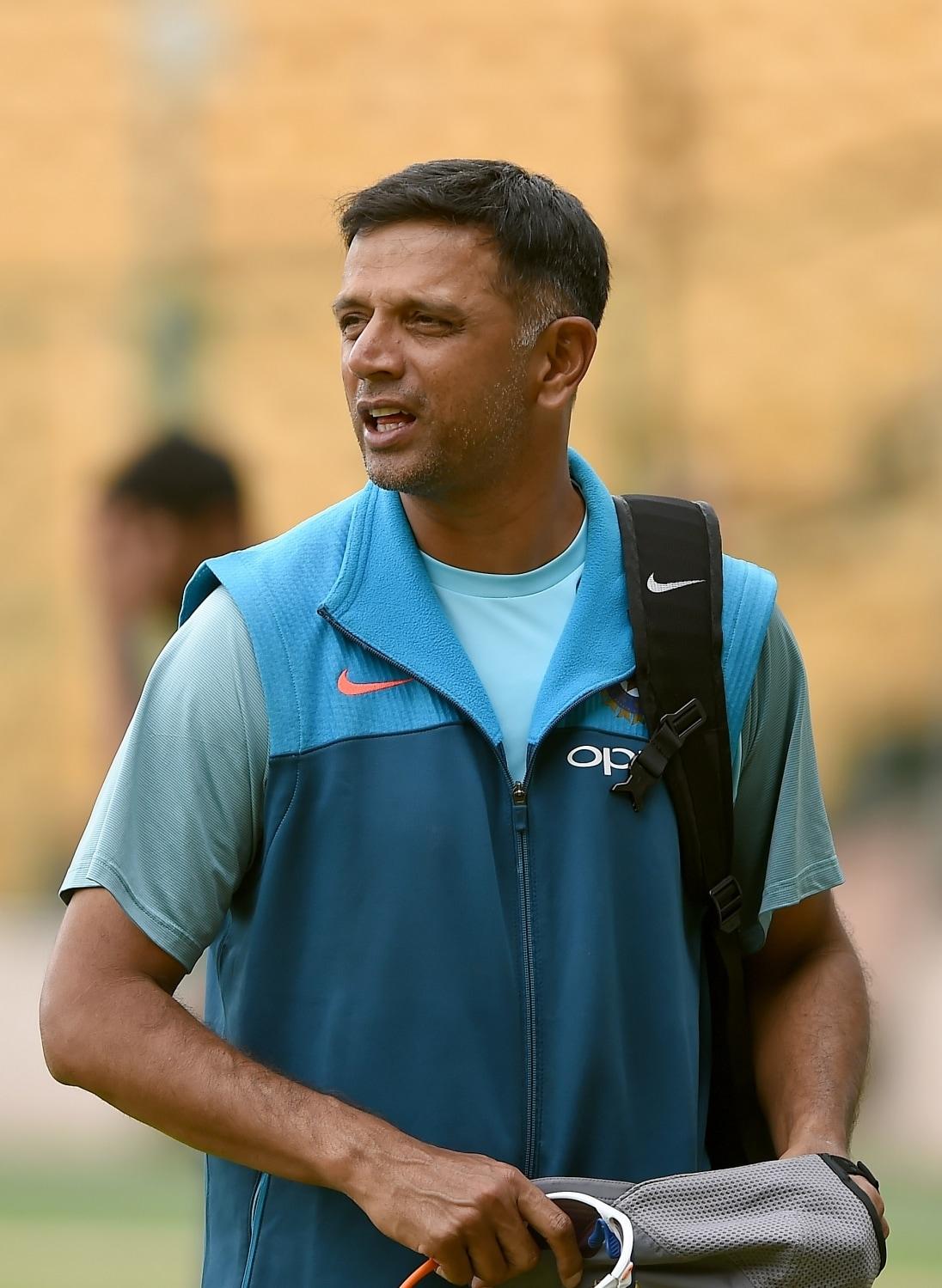 Former cricketer Rahul Dravid. (Photo: IANS)