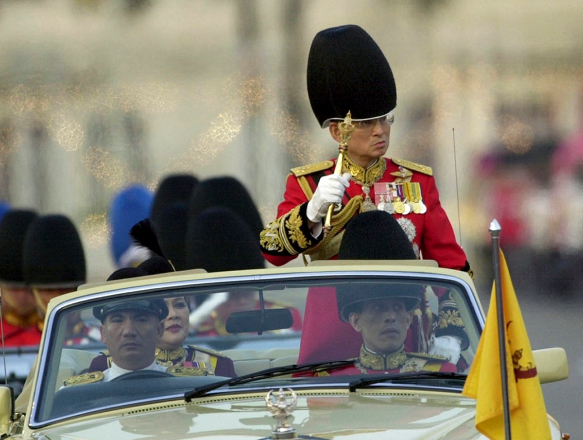 King Bhumibol Adulyadej - the only monarch most Thais had known when he died in October 2016 after seven decades on the throne - won most of his countrymen's deep love and respect as an exemplar of rectitude and an avid cheerleader for his country's economic development. (AP Photo/Sakchai Lalit, File)