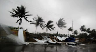 Cyclone Fani: Heavy rain lashes Odisha, West Bengal; flight, train routes affected