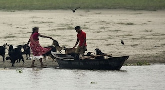 No flood fear in Odisha as water level receding in many rivers, says official as IMD forecasts more rain