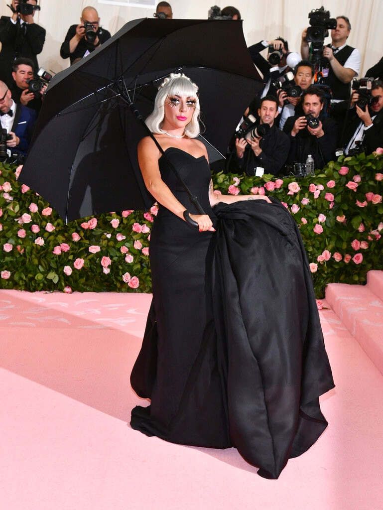 Lady Gaga attends The Metropolitan Museum of Art's Costume Institute benefit gala on Monday, May 6, 2019, in New York. (Photo by Charles Sykes/Invision/AP)