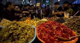 Muslims across the globe observe Ramadan