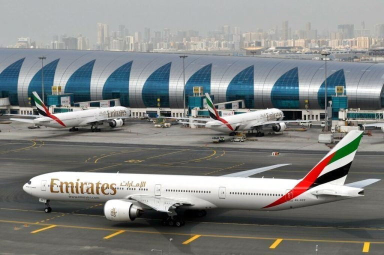 Why Dubai's plan to build the world's largest airport is facing turbulence