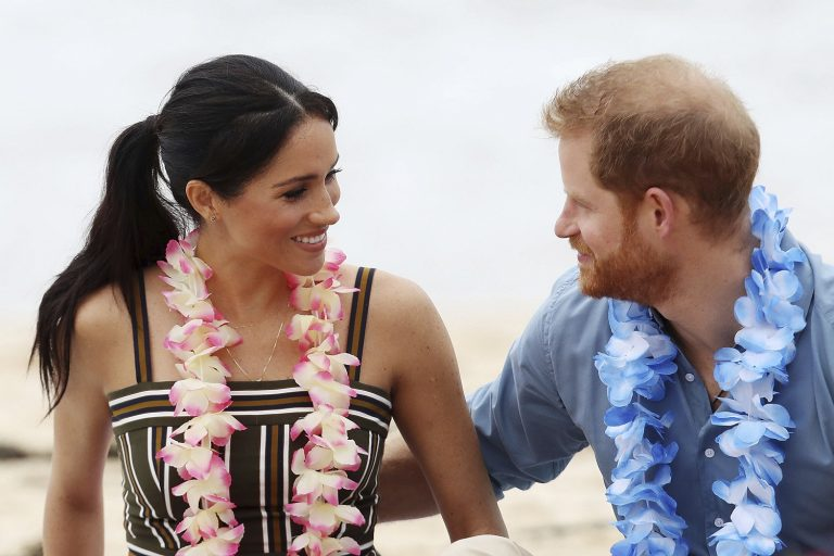 In Pictures: 1 year after wedding: Harry and Meghan have new home, son