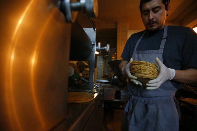 'Tortilla movement' seeks to restore Mexico's iconic food