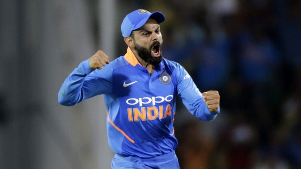 Expectations high for Kohli's India at Cricket World Cup