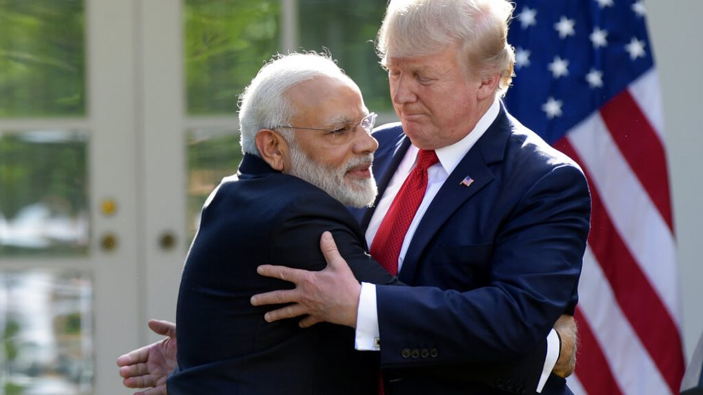 Unprecedented gesture by Trump shows he considers Modi his friend and ally: Former Pak diplomat