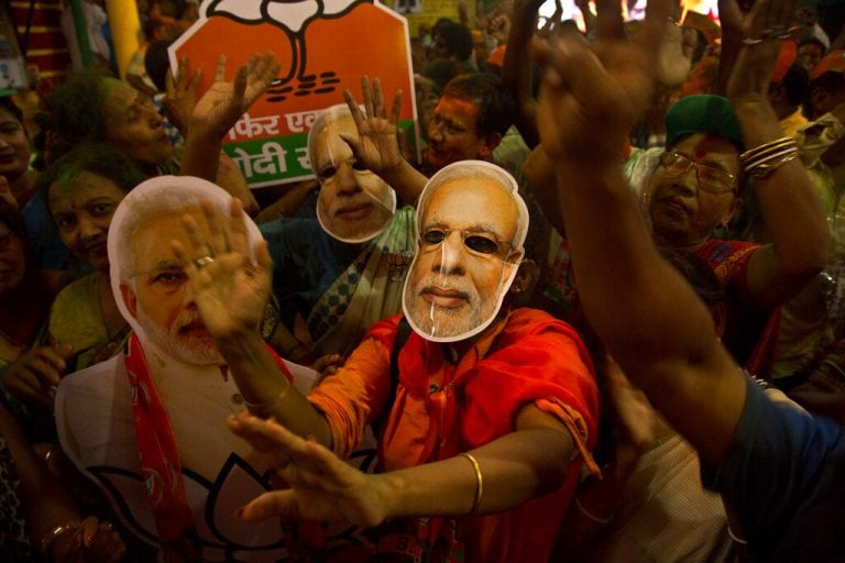 Lok Sabha Election Results 2019: Narendra Modi beats opposition with a bigger victory than 2014
