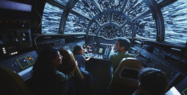 Disneyland has a new attraction for die hard Star Wars fans