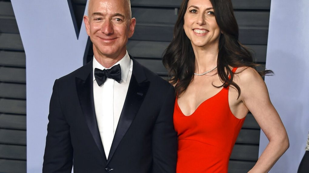 Amazon founder Jeff Bezos' divorce final with $38 billion settlement: report