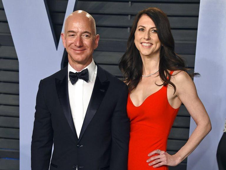 MacKenzie Bezos signs the Giving Pledge to donate half her fortune, Jeff Bezos praises ex-wife