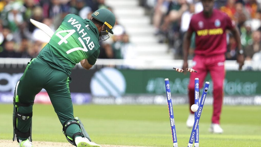 Cricket World Cup: West Indies versus Pakistan match highlights in pictures