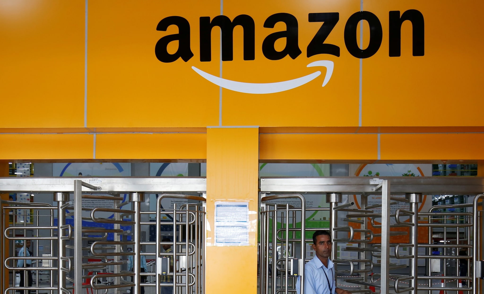 #1: Amazon is the number one employer brand, according to the Randstad Employer Brand Research (REBR) 2019, released on Monday. The firm scored high on financial health, utilisation of latest technologies and a strong reputation. (Image: Reuters)
