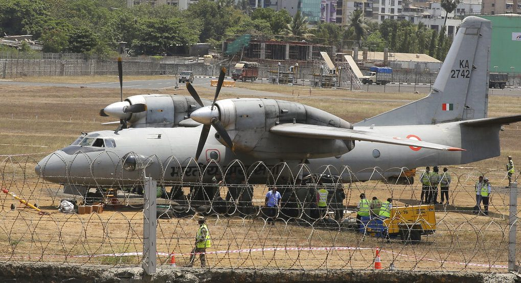 Missing IAF AN-32 aircraft found: Here's a timeline of what has happened so far
