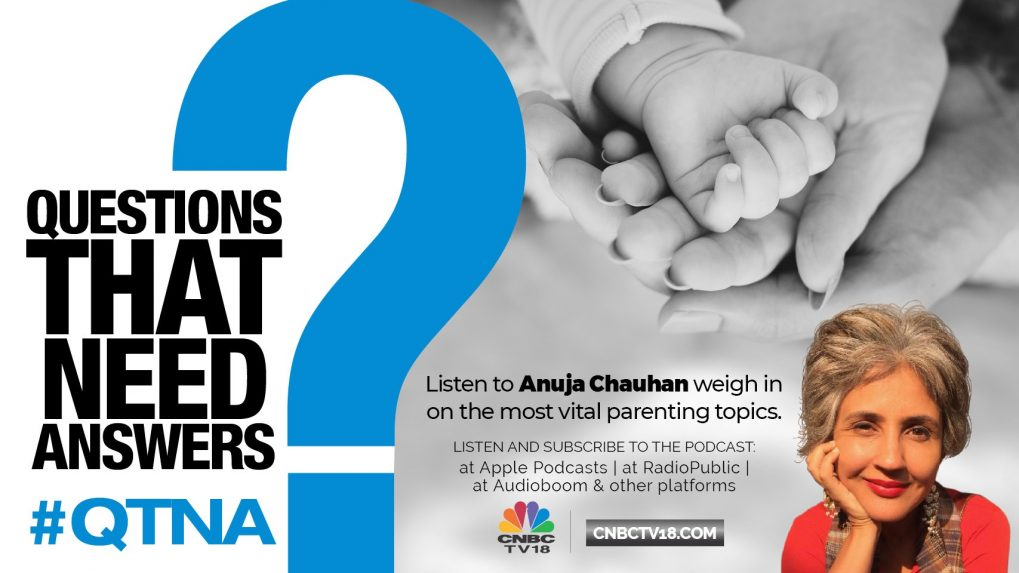 Author Anuja Chauhan on most vital parenting topics