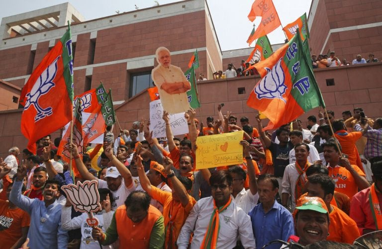 Lok Sabha Elections 2019: BJP makes significant gain in vote share in key states