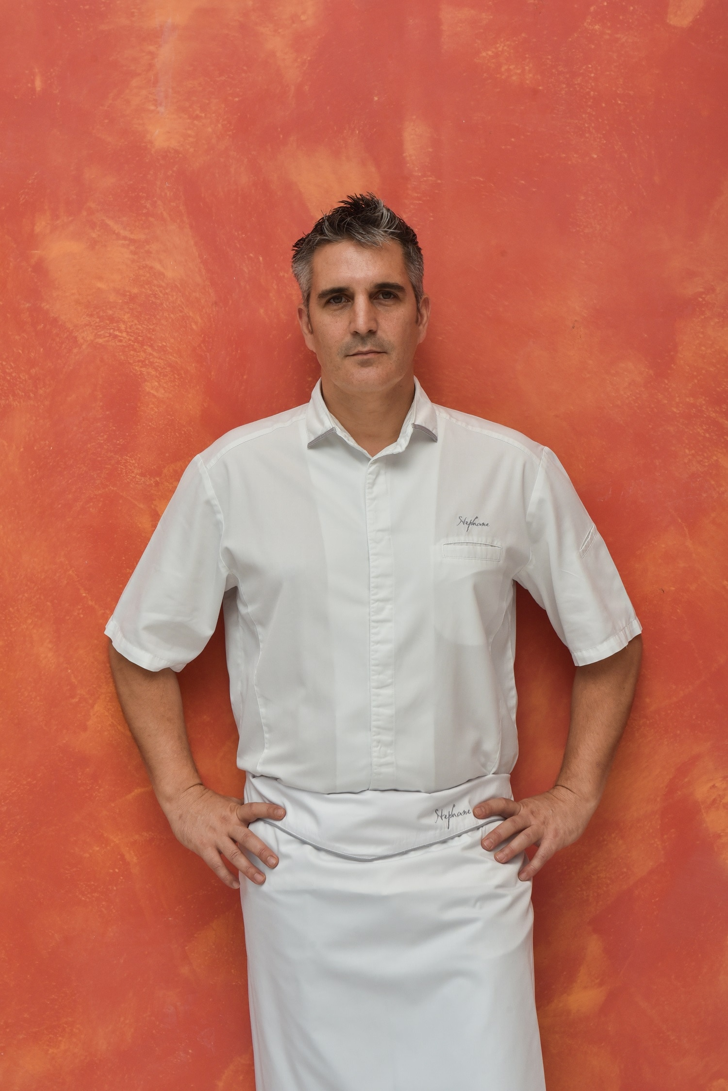 Chef Stephane Calvet