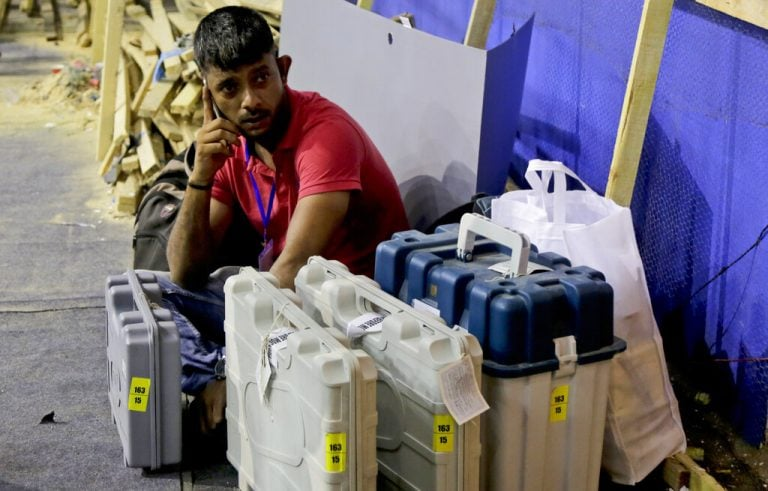 Lok Sabha 2019 election results: EVM means 'Everyone Voted Modi', cheers Twitterati