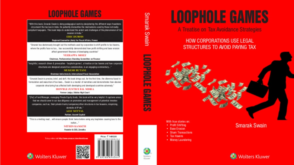 Book excerpts: Loophole Games: There are a myriad ways to trick the taxman
