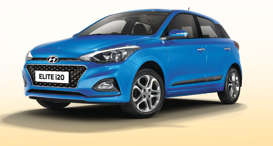 #7:  Hyundai's hatchback Elite i20 sold 10,141 units in September and secured the seventh spot. (Image: Hyundai website/Caption: PTI)
