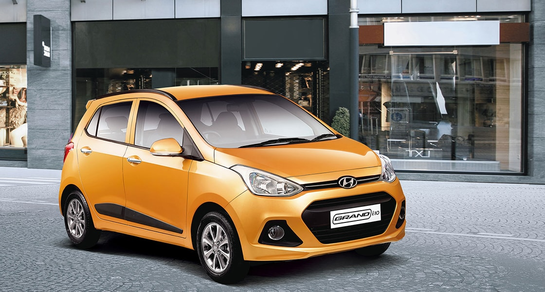 #6: Another Hyundai model to make to the list was Grand i10. Though the model saw its sales fall by 17 percent, it still managed to sell 9,358 units.