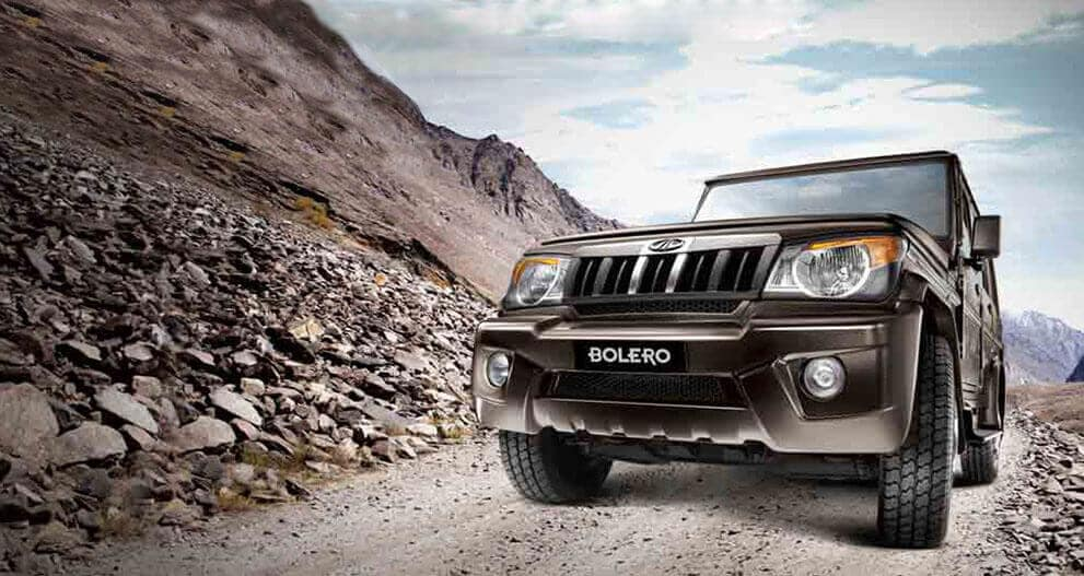 <strong>13. Mahindra Bolero | Units sold: 6,184</strong>