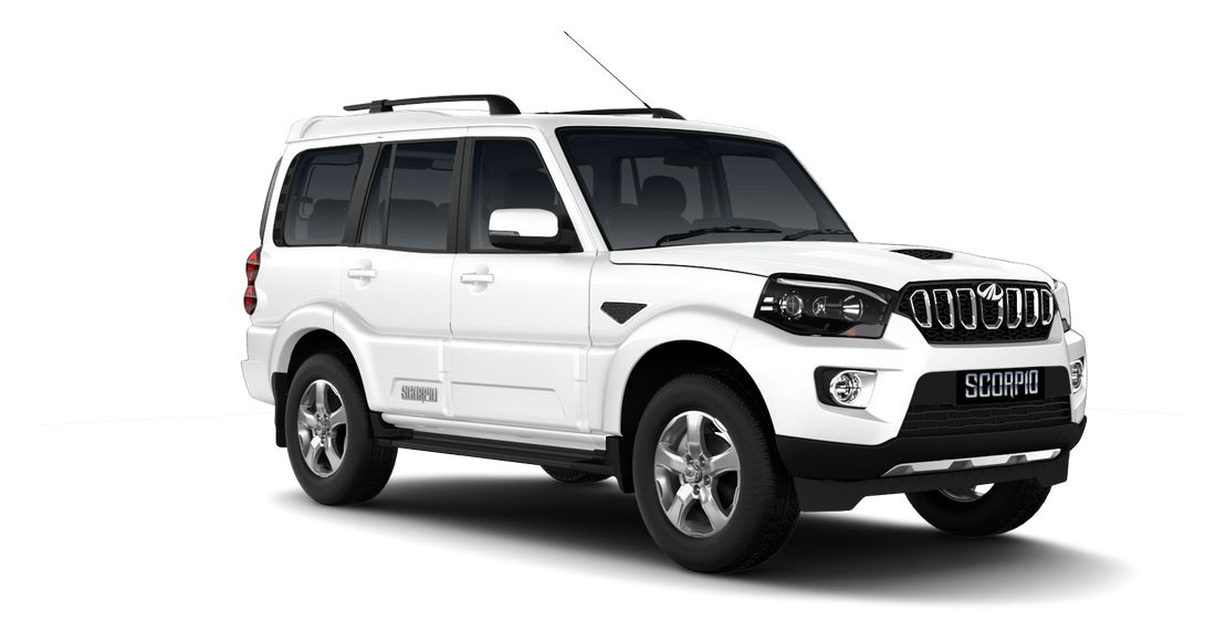 6: Mahindra Scorpio emerged sixth in the list after recording the sale of 2862 units last month.