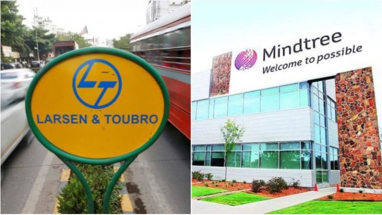 L&T's stake in Mindtree crosses 25%