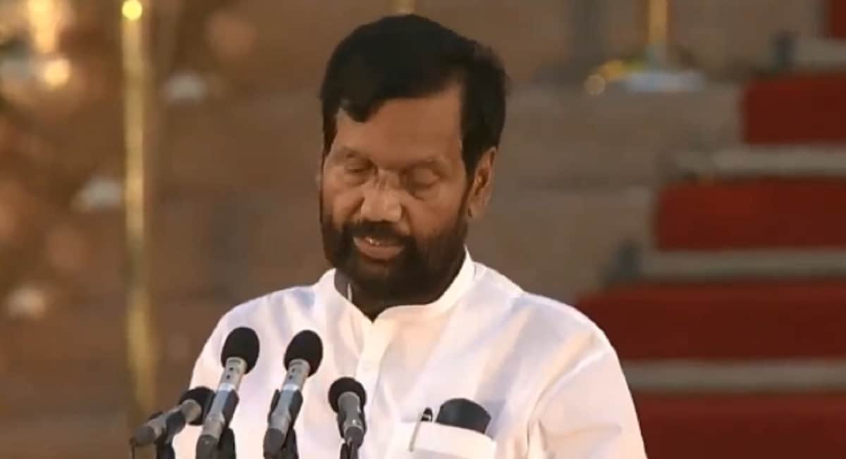 Ram Vilas Paswan, Minister of Consumer Affairs, Food and Public Distribution: Lok Janshakti Party (LJP) chief Ram Vilas Paswan is one of the more prominent Dalit faces in the BJP-led NDA. A law graduate and MA, he was elected as a legislator in Bihar in 1969 after emerging as a student leader in the company of Sharad Yadav and Lalu Prasad. He has contested 10 parliamentary elections and won eight times from Hajipur. (Photo: IANS)