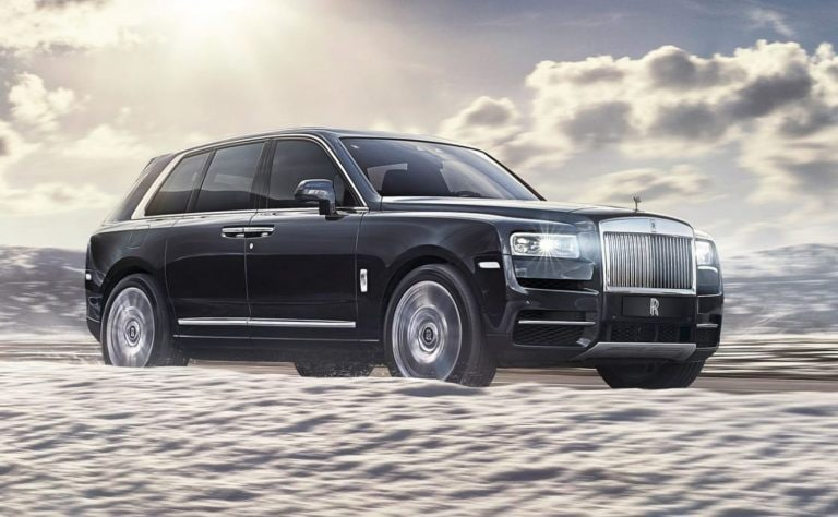 Rolls Royce SUV 'Cullinan' launched in India, priced at Rs 6.95 crore
