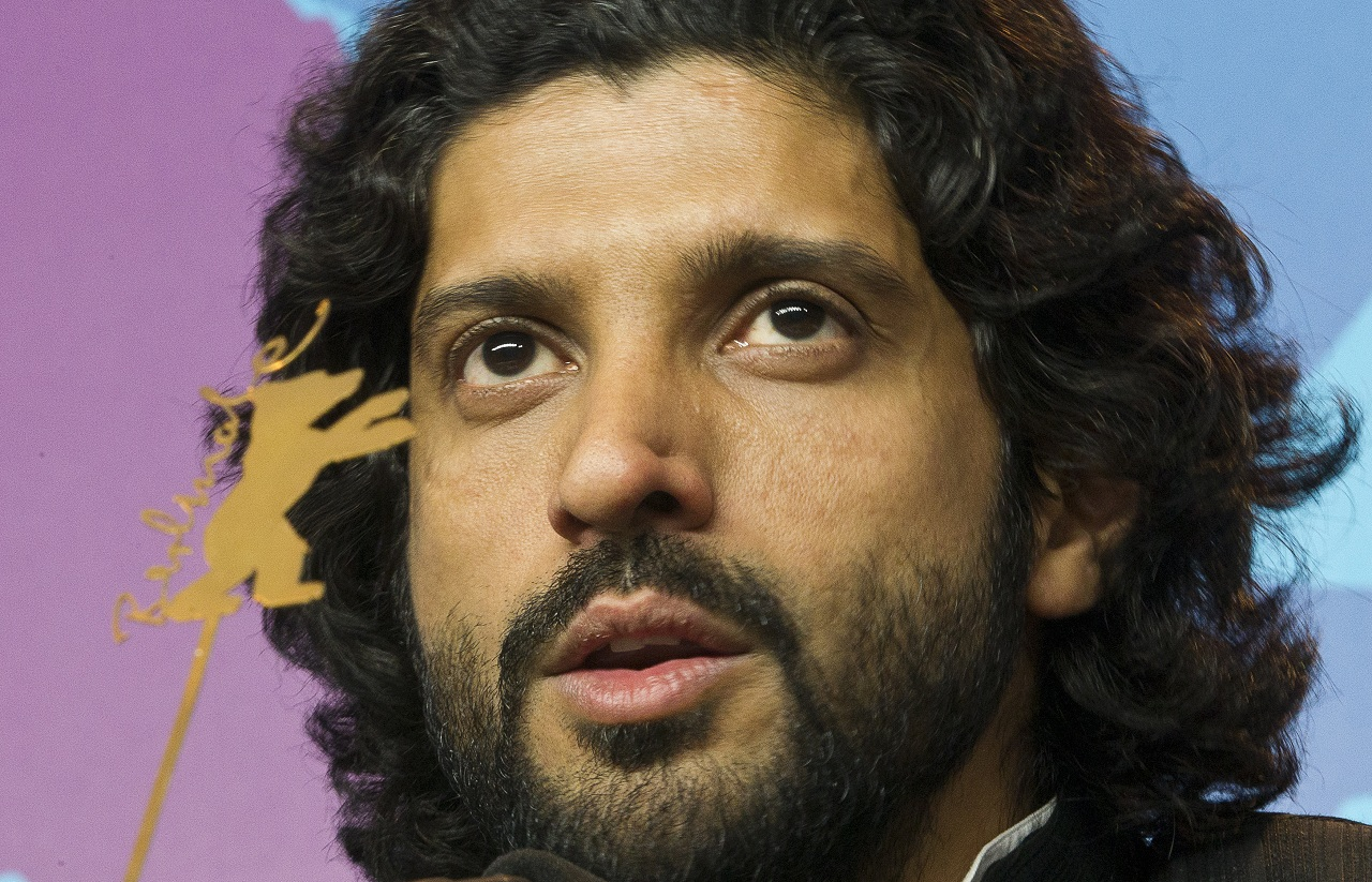 <strong>Farhan Akhtar:</strong> Director, actor, and singer Akhtar invested in Flickbay, a film-discovery app. (Image: Reuters)