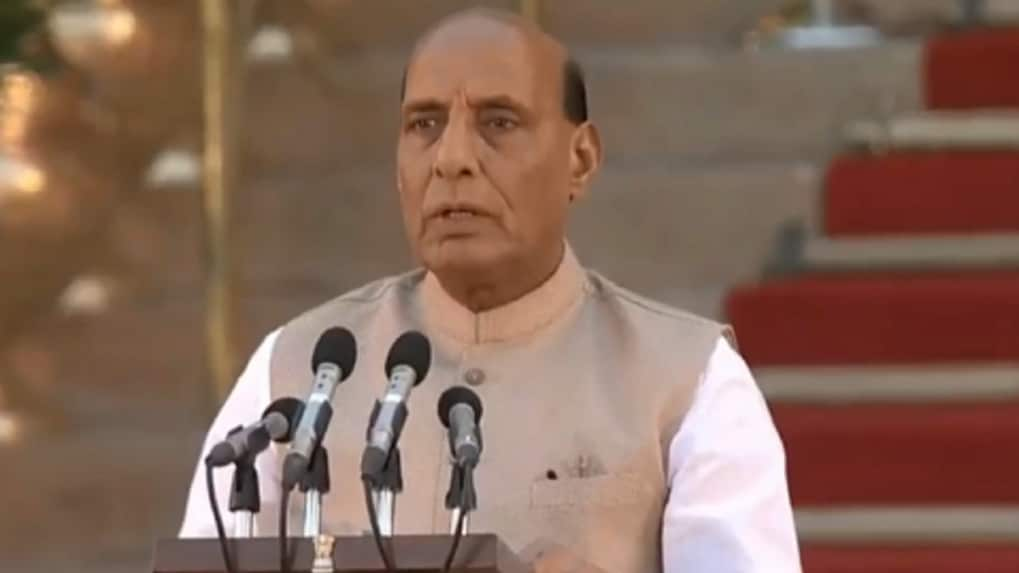 Rajnath Singh says India's nuke policy depends on circumstances