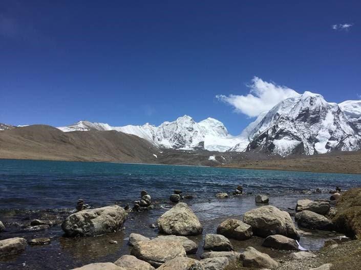Exploring scenic Sikkim