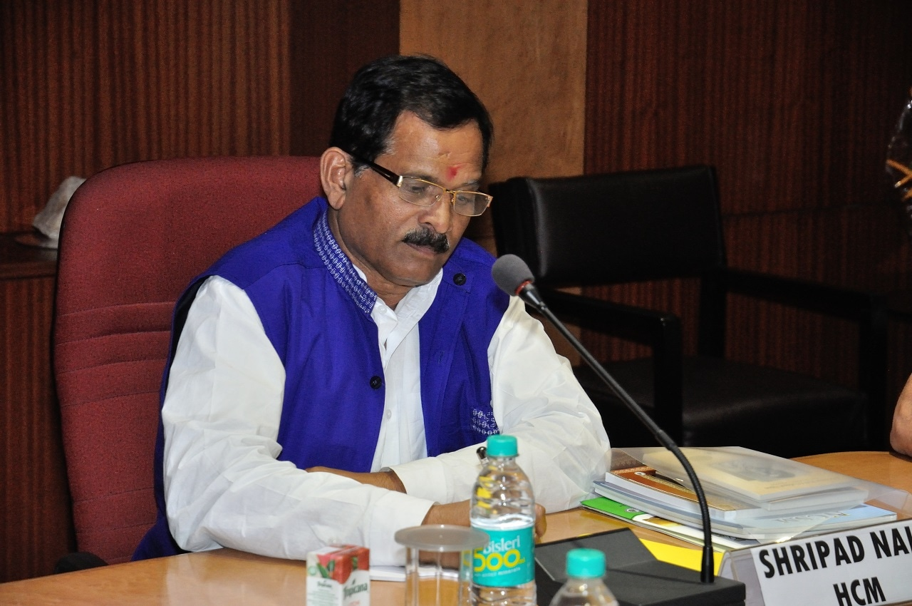 Shripad Naik- Shripad Yesso Naik is a former union minister of State in the Ministry of AYUSH, a Modi government initiative. He has also made some controversial remarks which has resulted in media limelight over him.