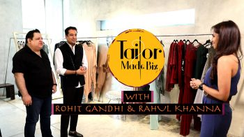 Rohit Gandhi and Rahul Khanna