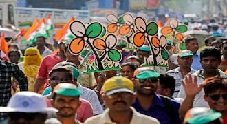 FILE: Election campaigning in West Bengal