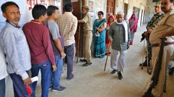 UP bypolls record low voter turnout at 44.4%