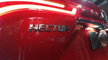 Overdrive: First drive of MG Hector 1.5T DCT