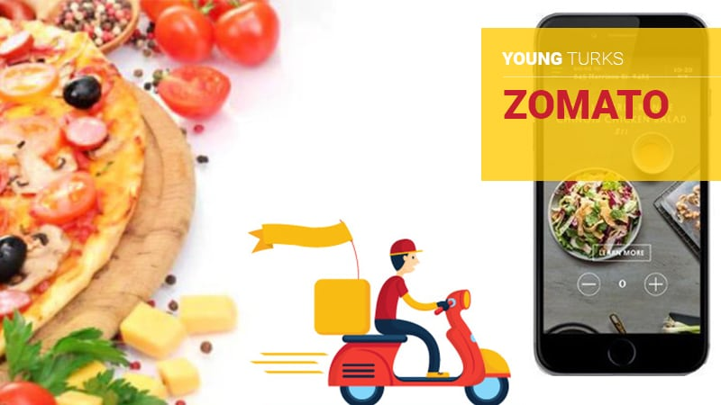 No 5 | Zomato | Funding worth: $410 million | Business segment: Food delivery (Image: Company)